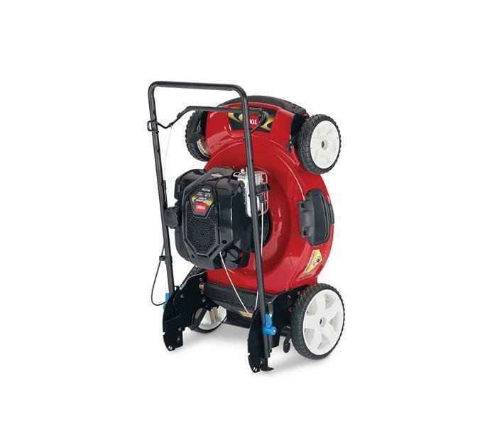 "2019 Toro 22"" SMARTSTOW High Wheel Push Mower 21329 Lawn"