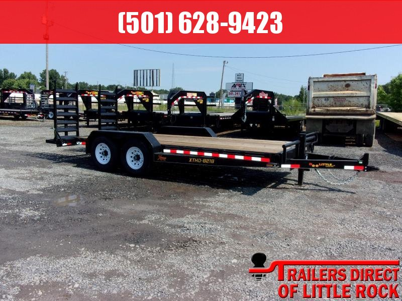 2018 Doolittle Trailer XTREME 82X18 (16+2) 14K  in Dyess, AR