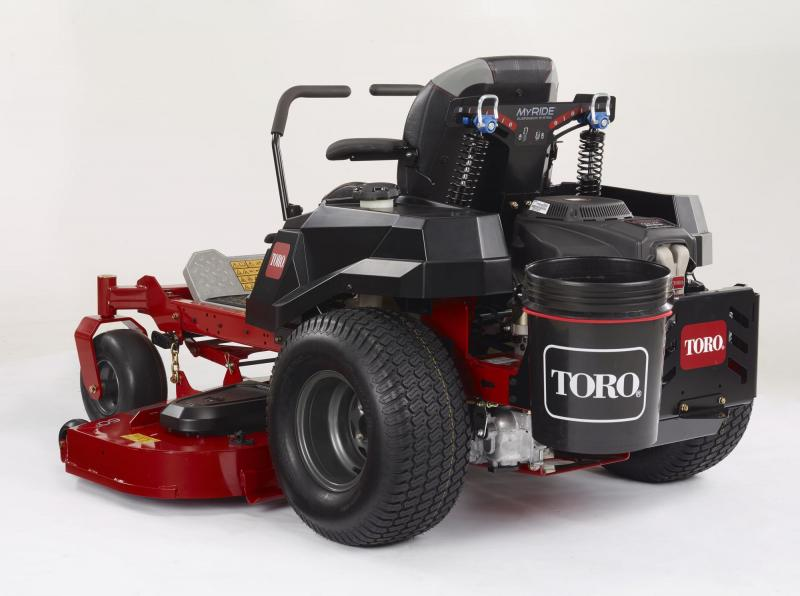 "2019 Toro 60"" MyRIDE TimeCutter HD Zero Turn Mower 75213 Lawn"
