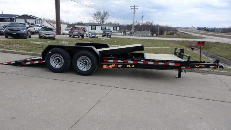 2019 DooLitttle Trailers 82 x 20 14K HD T/A CF (Stock # 78957) Equipment Trailer
