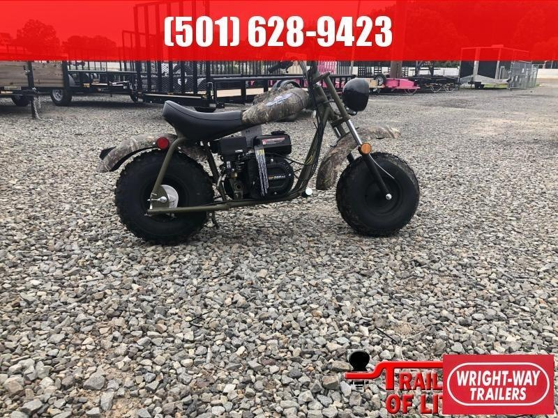 2019 Massimo Mini Bike 200 Motorcycle