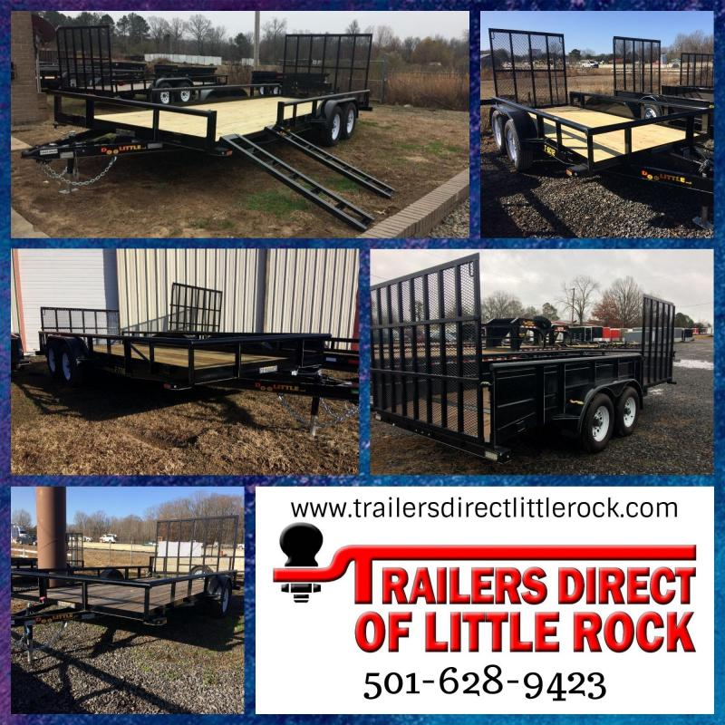 2018 Doolittle Trailer Mfg Utility Trailer Sale