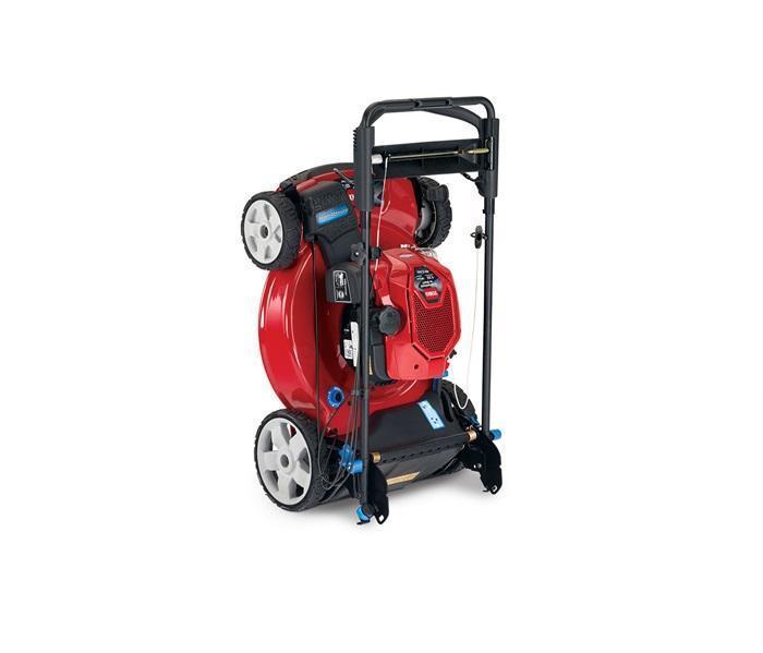"""2019 Toro 22"""" PoweReverse Personal Pace SMARTSTOW High Wheel Mower 20355 Lawn"""