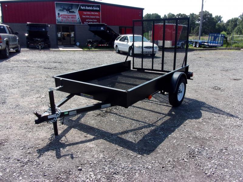RED TAG SALES EVENT!! 2018 Doolittle Trailers MSS 60x8 Utility