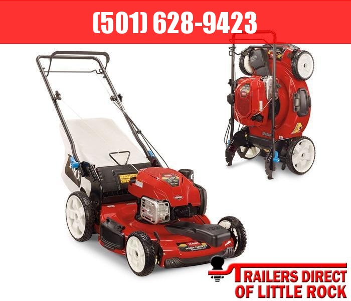 "2019 Toro 22"" SMARTSTOW Variable Speed High Wheel Mower"