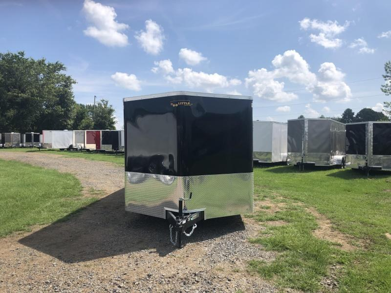 2019 Doolittle Trailer Mfg 2019 Doolittle Cargo 8.5x20 7K TA Black Ramp Enclosed Cargo Trailer