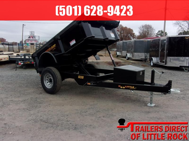 2019 Doolittle Trailers Masterdump 60x8 Single Axle 7000 Lbs in Ashburn, VA