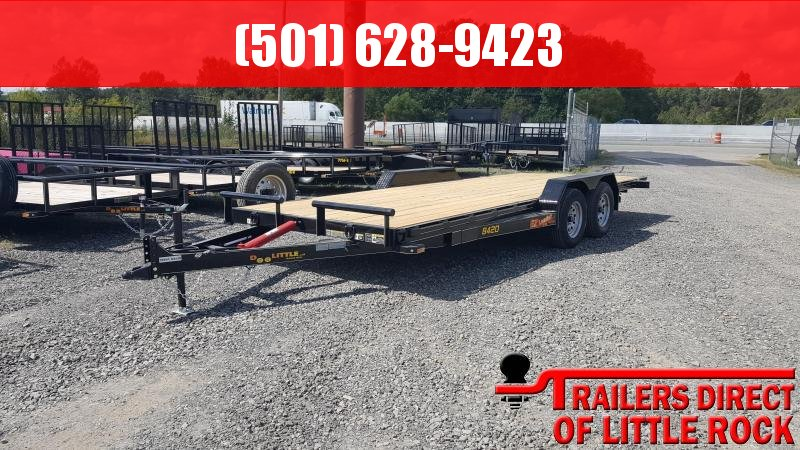 2019 Doolittle Trailer Mfg EZ Loader 84x20 7k Equipment Trailer