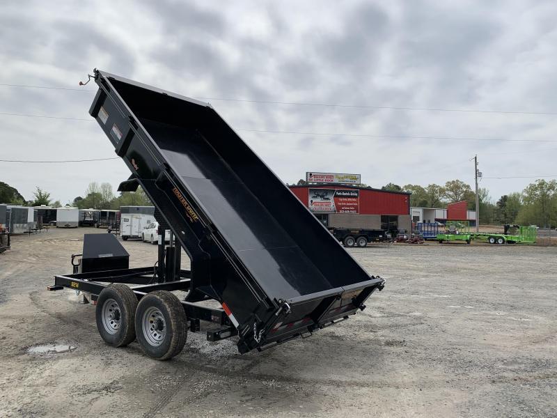 2019 Doolittle Trailer Mfg Master Dump 82x14 14k Dump Trailer