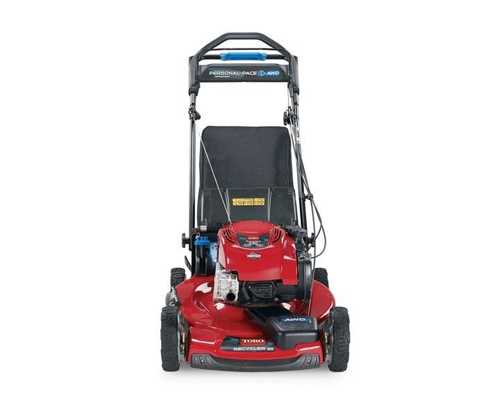 """2019 Toro 22"""" Personal Pace All Wheel Drive Mower 20353 Lawn"""