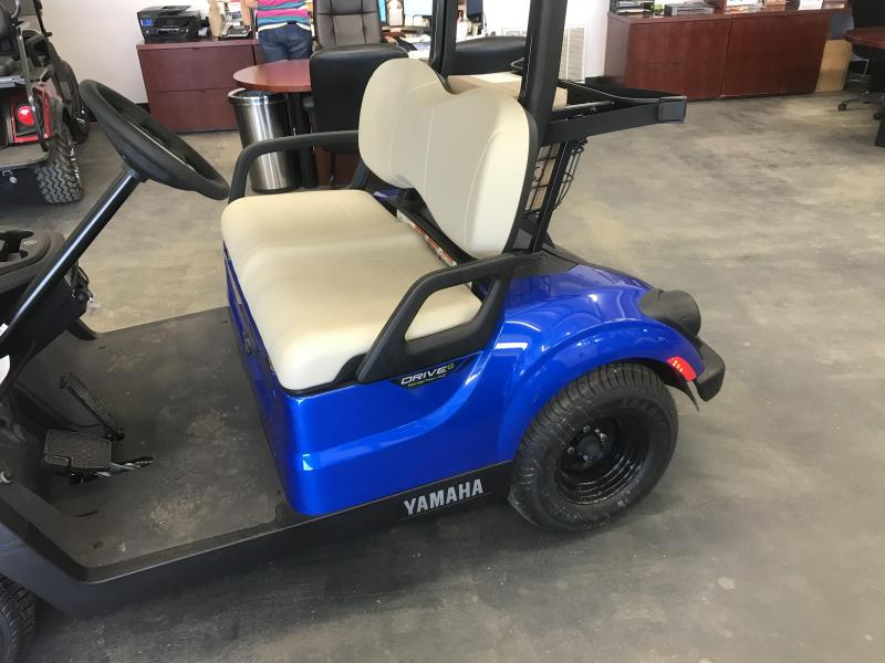 2019 Yamaha AC Electric PTV Golf Cart