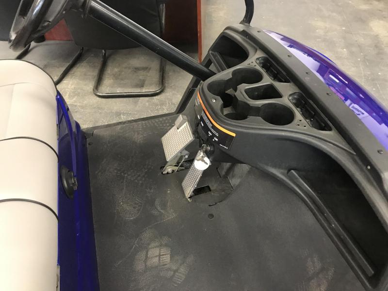 2014 Yamaha Drive Electric Golf Cart