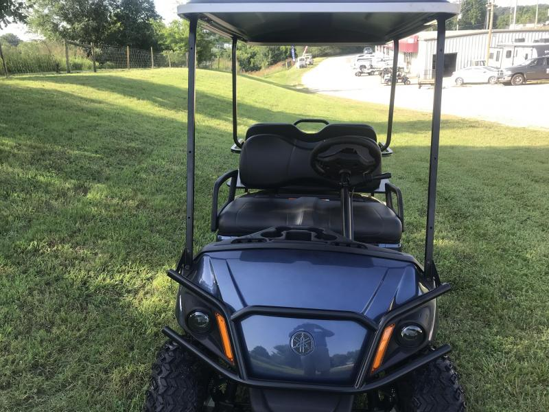 2019 Yamaha Adventurer Sport 2 + 2 Gas EFI Golf Cart