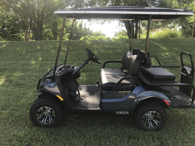 2019 Yamaha Adventurer Sport 2 + 2 Gas EFI Golf Cart