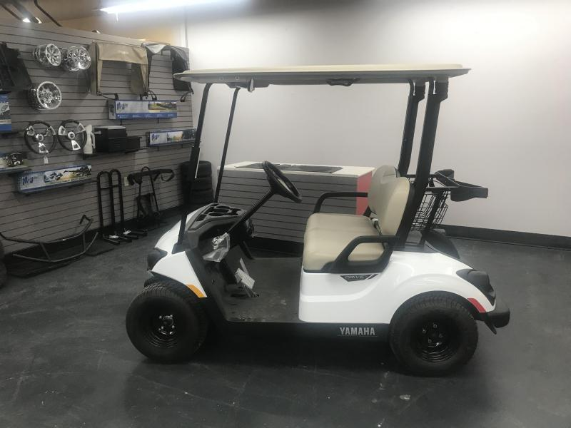 2019 Yamaha Drive 2 A/C PTV Golf Cart