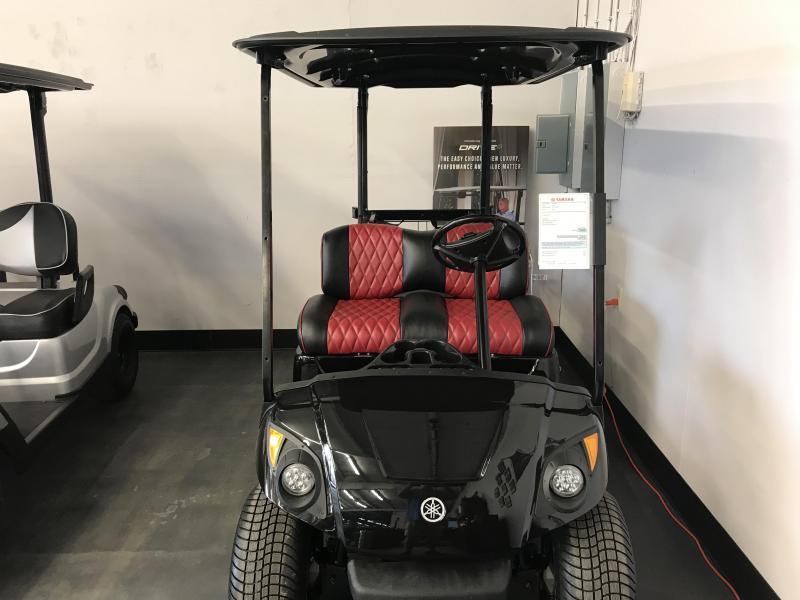 2014 Yamaha Drive EFI Golf Cart
