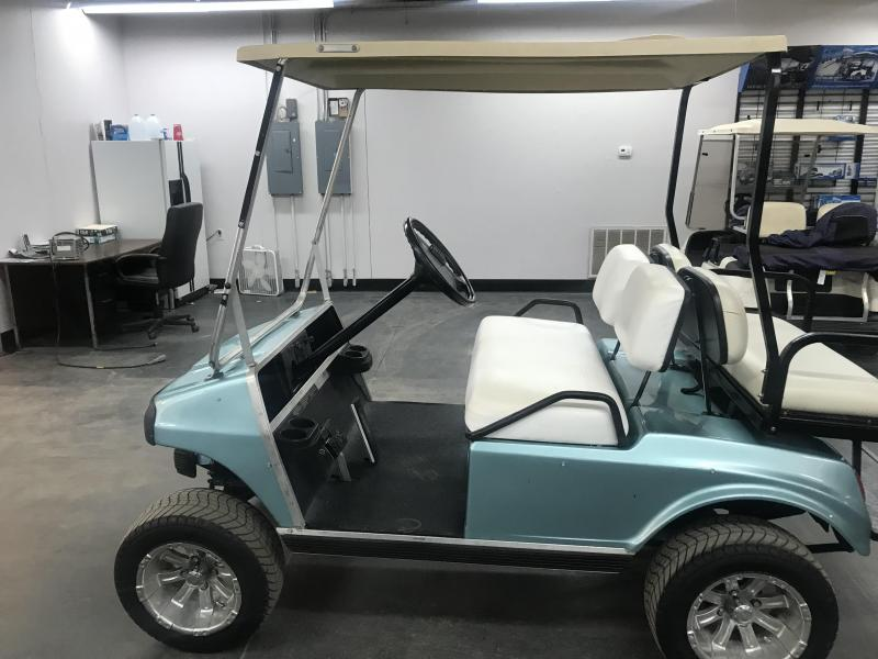 1996 Club Car DS Electric Go Cart