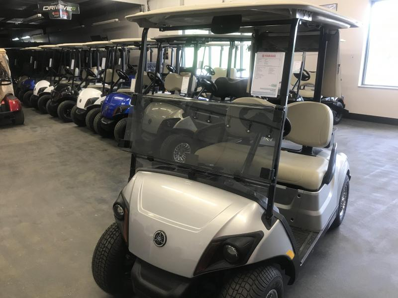 2019 Yamaha Drive2 Gas EFI Golf Cart | Golf Cars in North