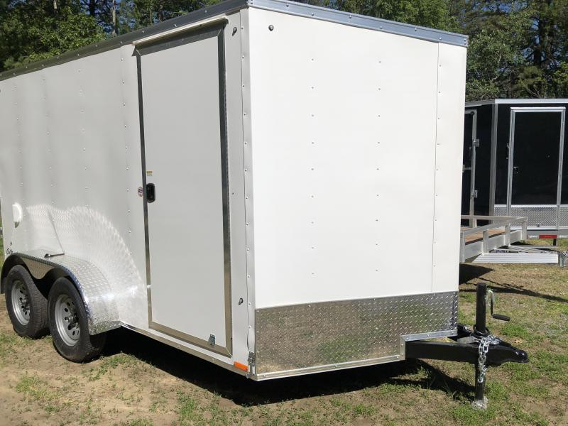 2020 Pace American OB 7X12 TE2 Enclosed Cargo Trailer