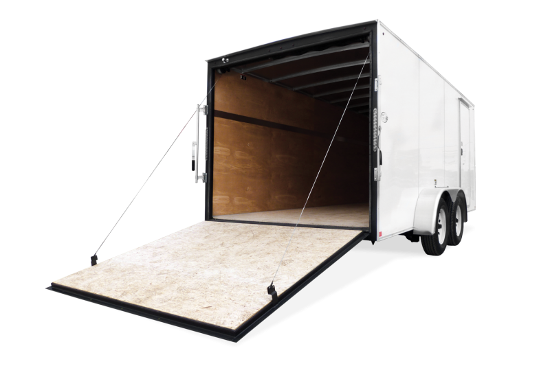 2019 H and H Trailer H10124RTCHV-100 Cargo / Enclosed Trailer