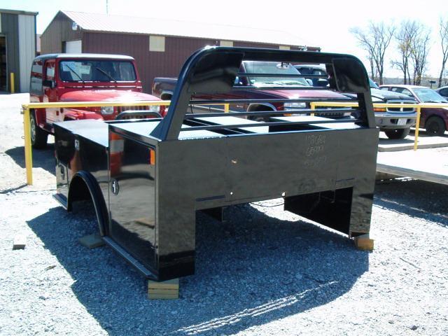 2019 CM Steel Truck Bed