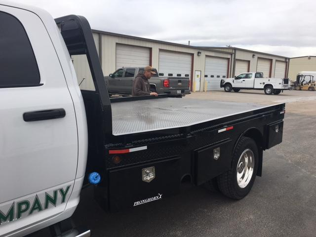 2019 Pronghorn 9200 SKX Steel Flatbed