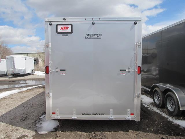 2019 E-Z Hauler 7 x 14 Enclosed Cargo Trailer