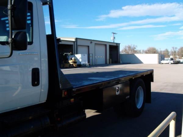 2019 Temco Custom Steel Flatbed
