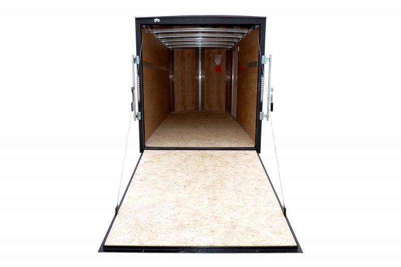 2020 H and H Trailer H1020RTCH-100 Cargo / Enclosed Trailer
