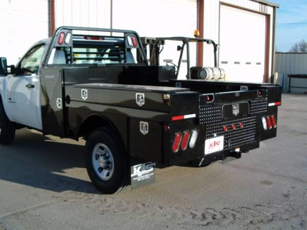 2019 Pronghorn Steel Flatbed