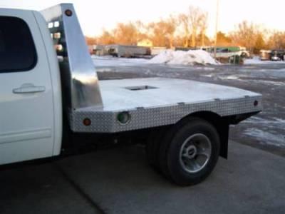 2019 Bradford Built Aluminum Flatbed