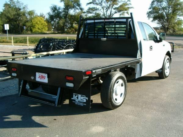2019 Temco Steel Flatbed