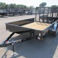 2019 H and H Trailer H7612SS-030 Utility Trailer
