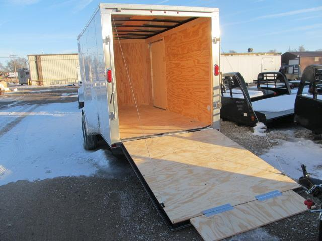 2019 Carry-On 7 x 16 TA Enclosed Cargo Trailer