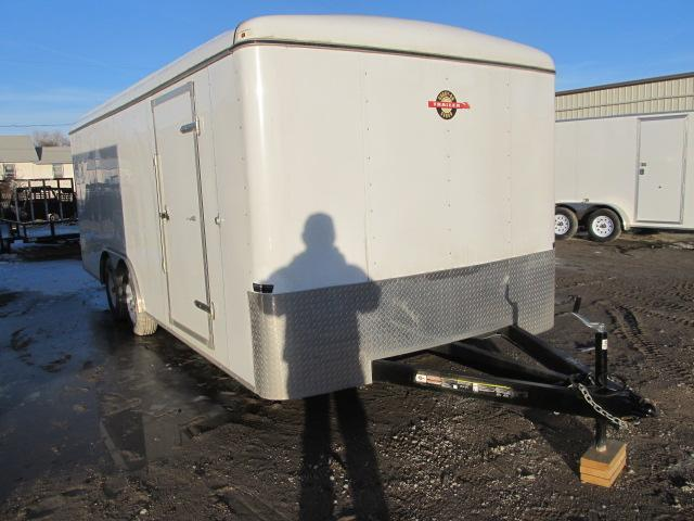 2019 Carry-On 8.5 x 20 Enclosed Cargo Trailer