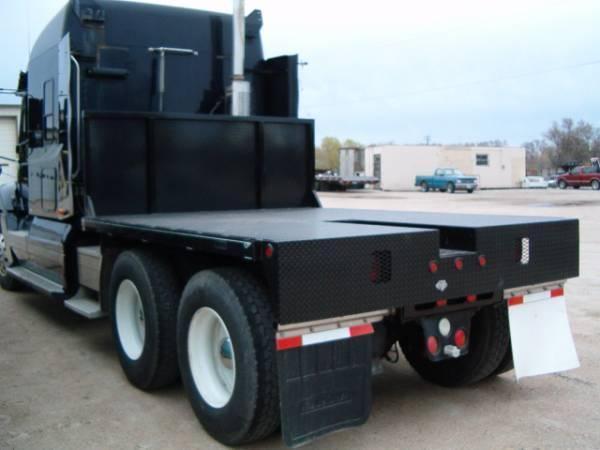 2019 Custom Steel Flatbed