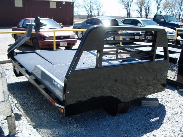 2019 Besler Industries Steel Truck Bed