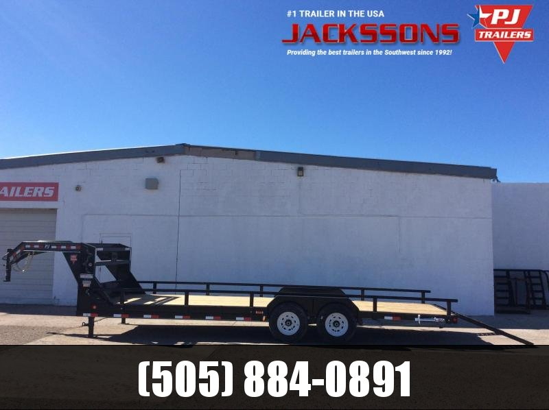 "2018 PJ Trailers 24' x 6"" Channel Equipment Trailer in Ashburn, VA"