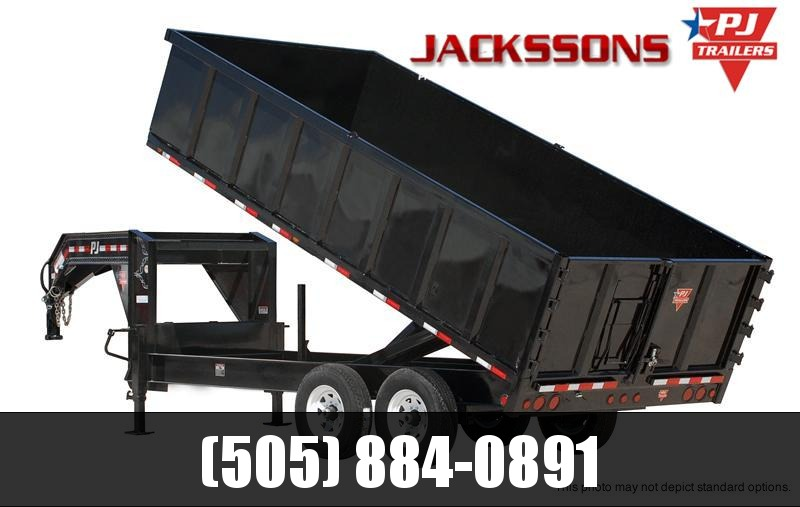 Tilt Container Trailers For Sale In Tx Nationwide Trailers >> 2019 Pj Trailers 16 X 91 Deckover Dump Trailer Jackssons