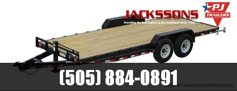 "2019 PJ Trailers 20' x 6"" Channel Equipment Trailer in Ashburn, VA"