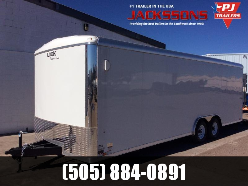 2019 20FT Look Trailers VISION Enclosed Cargo Trailer in Ashburn, VA