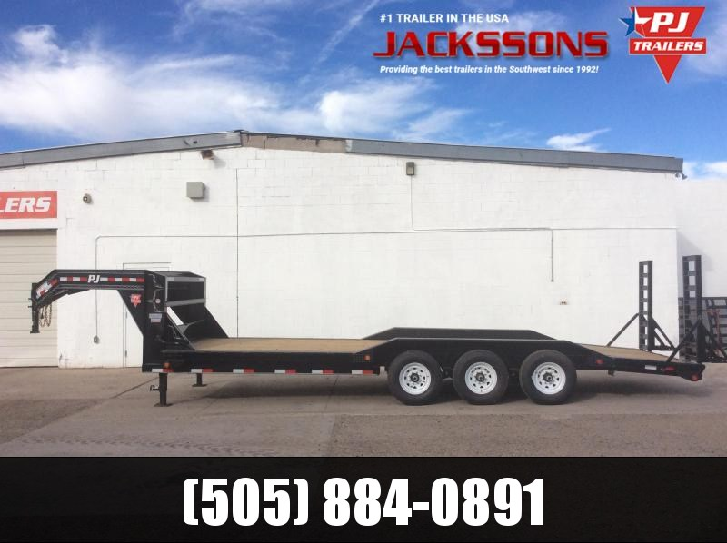 "2019 PJ Trailers 25' x 8"" Channel Super-Wide Trailer in Ashburn, VA"