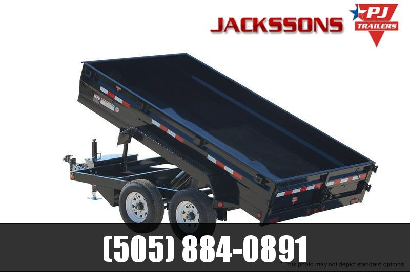 "2019 PJ Trailers 10' x 78""  Medium Duty Dump Trailer in Ashburn, VA"
