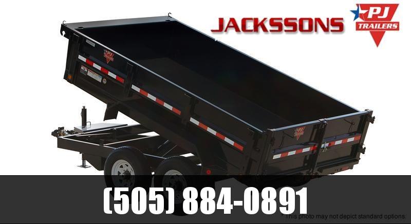 "2019 PJ Trailers 12' x 83"" Tandem Axle Dump Trailer in NM"