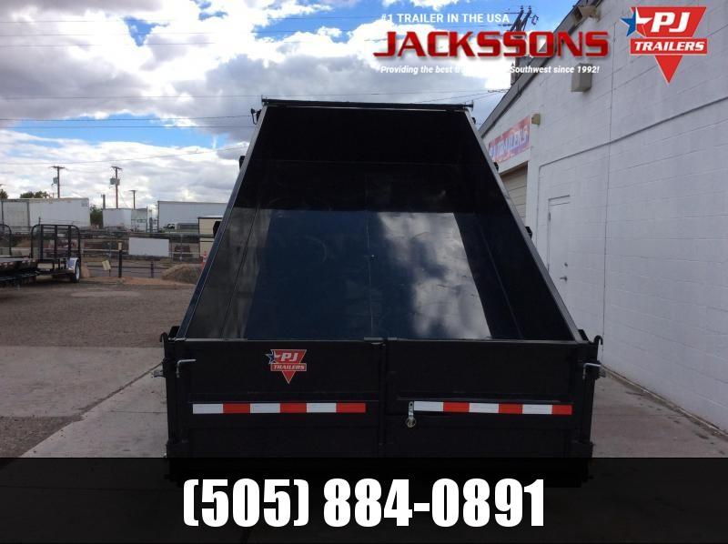 "2019 PJ BP 14' x 83"" Tandem Axle Dump Trailer"