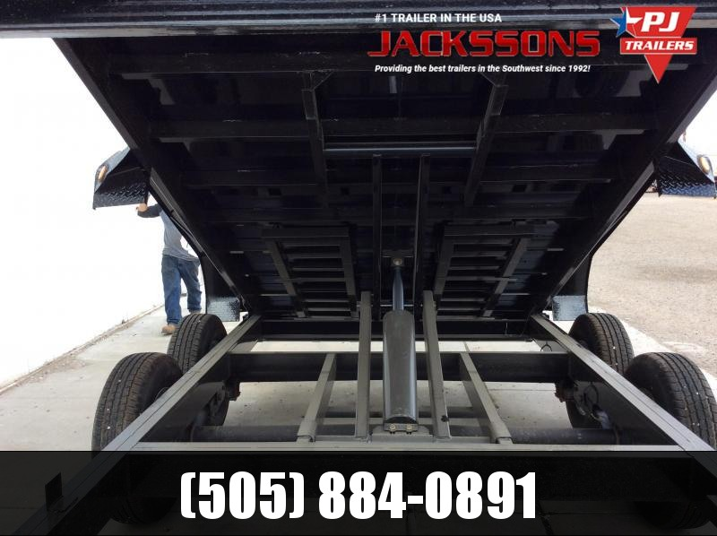 "2019 PJ BP 14' x 83"" Tandem Axle Dump Trailer in Ashburn, VA"