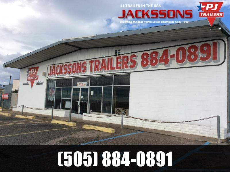 "2018 PJ Trailers 12' x 72"" Channel Utility Trailer in Ashburn, VA"