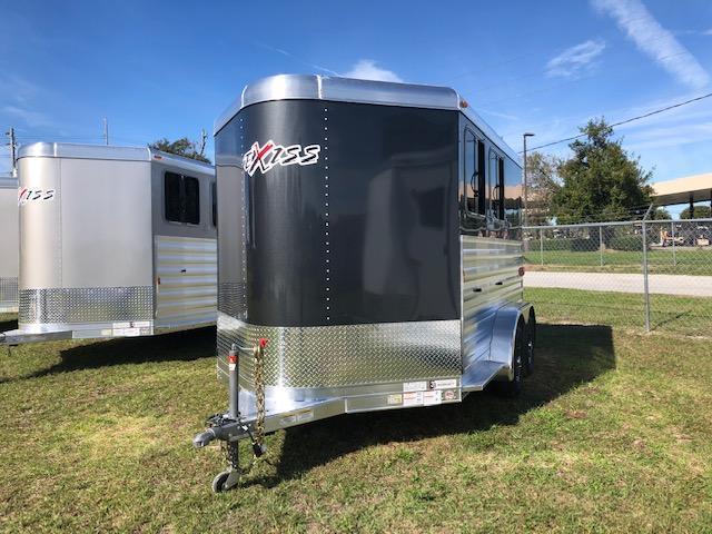 2019 Exiss Trailers 2 horse slant cxf with dressing room Horse Trailer in Ashburn, VA