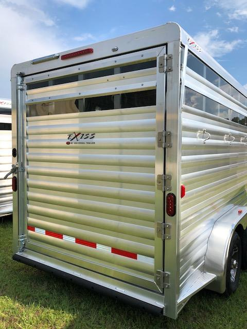 2020 Exiss Trailers 3 horse slant w/dressing room (model CXF) Horse Trailer