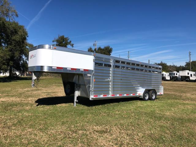 2019 Exiss Trailers stock 24 Horse Trailer